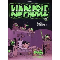 Kid Paddle : 10. Dark, j'adore !