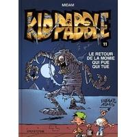 Kid Paddle : 11. Le retour de la momie qui pue qui tue