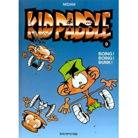 Kid Paddle : 9. Boing ! Boing ! Bunk !
