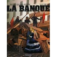 La Banque : 04. Deuxième génération 1857-1871 :  Le pactole de la commune