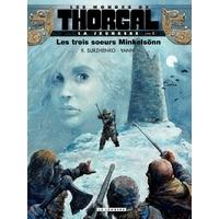 La jeunesse de Thorgal : 01. Les trois s?urs Minkelsönn