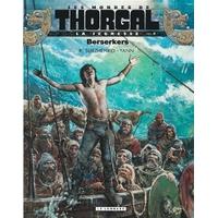 La jeunesse de Thorgal : 04. Berserkers