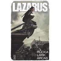 Lazarus : 4. Poison