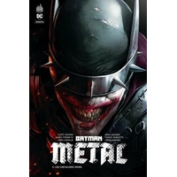 Batman Metal : 2. Batman Metal
