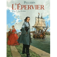 L'Épervier : 07. La mission