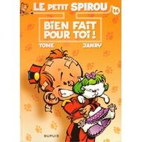 Le Petit Spirou :  14 . Bien fait pour toi !