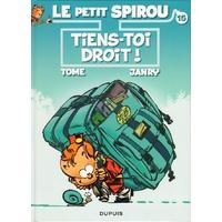 Le Petit Spirou :  15 . Tiens-toi droit !