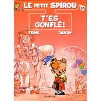 Le Petit Spirou :  16 . T'es gonflé !