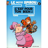 Le Petit Spirou : 4. C'est pour ton bien !
