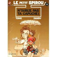 Le Petit Spirou : 6. N'oublie pas ta capuche !