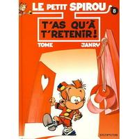 Le Petit Spirou : 8. T'as qu'à t'retenir !