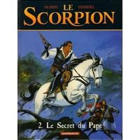 Le Scorpion : 02. Le secret du Pape