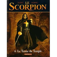 Le Scorpion : 06. Le trésor du temple