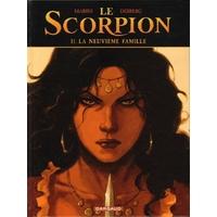 Le Scorpion : 11. La Neuvième Famille