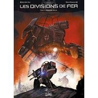Les divisions de fer: 01. Commando rouge