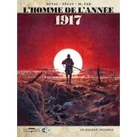 L'homme de l'année : 1. 1917 - Le soldat inconnu