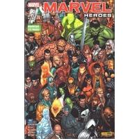Marvel Heroes (Marvel France 4e série) : 1. Rebâtir le monde