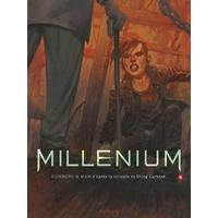 Millenium : 04. La fille qui rêvait d'un bidon d'essence et d'une allumette (Partie II)