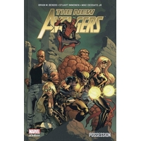 New Avengers (The) (Panini) (Vol.2) : 1. Possession