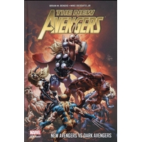 New Avengers (The) (Panini) (Vol.2) : 2. New avengers vs dark avengers