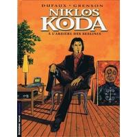Niklos Koda : 01. A l'arrière des berlines