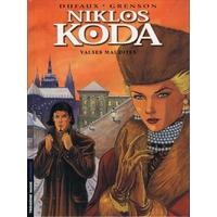 Niklos Koda : 04.Valses maudites