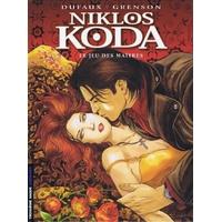 Niklos Koda : 08. Le jeu des Maîtres