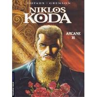 Niklos Koda : 09. Arcane 16
