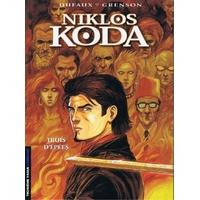 Niklos Koda : 10. Trois d'épées