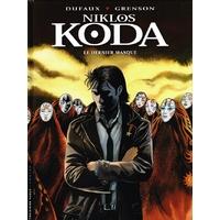 Niklos Koda : 15. Le dernier masque