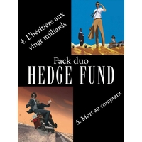 Pack duo Hedge Fund : Tome 4 et 5