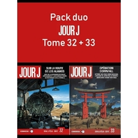 Pack duo Jour J : Tome 32 et 33