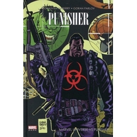 Punisher (Marvel Dark) - Marvel Universe VS Punisher