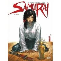 Samurai : 10. Ririko