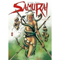 Samurai : 12. L'oeil du dragon