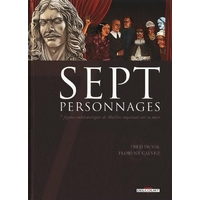 Sept : 9. Sept personnages
