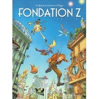 Spirou et Fantasio (Une aventure de) / Le Spirou de... 13. Fondation Z