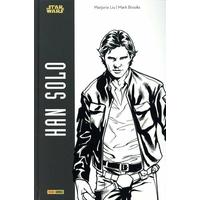 Star Wars - Han Solo : La Course du Vide du Dragon (Noir et Blanc)