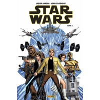 Star Wars (Panini Comics - 100% Star Wars) : 1. Skywalker passe à l'attaque