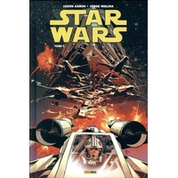 Star Wars (Panini Comics - 100% Star Wars) : 4. Le Dernier Vol du Harbinger