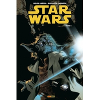 Star Wars (Panini Comics - 100% Star Wars) : 5. La Guerre secrète de Yoda