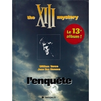 The XIII Mystery : 13. L'enquête