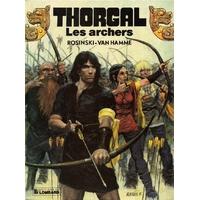 Thorgal : 09. Les archers
