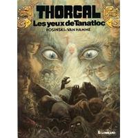 Thorgal : 11. Les yeux de Tanatloc