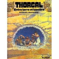 Thorgal : 13. Entre terre et lumière