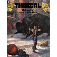 Thorgal : 22. Géants