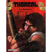Thorgal : 27. Le barbare