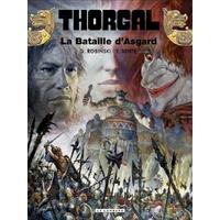 Thorgal : 32. La bataille d'Asgard