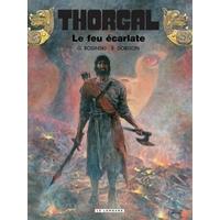 Thorgal : 35. Le feu écarlate