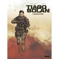 Tiago Solan : 01. Rançon d'état